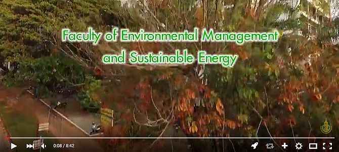FEM News : FEM VDO presentation on Sustainable Energy