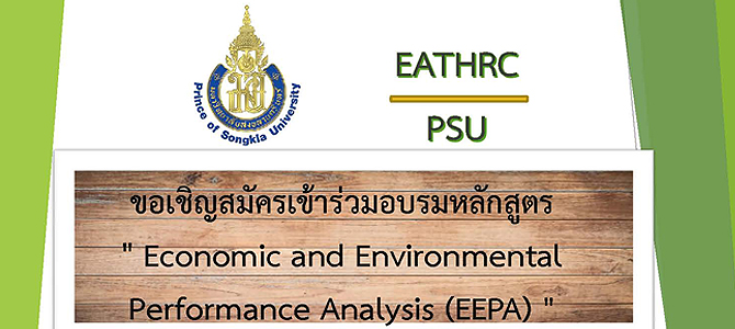 Economic and Environmental Performance Analysis